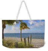 Gentle Breeze At The Beach Weekender Tote Bag