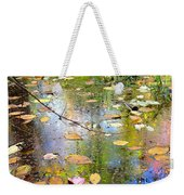 Gentle Nature Weekender Tote Bag