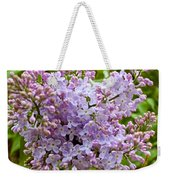 Gentle Purples Weekender Tote Bag
