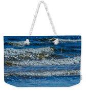 Gentle Roll Of The Waves Weekender Tote Bag
