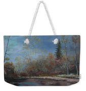 Gentle Stream - Lmj Weekender Tote Bag