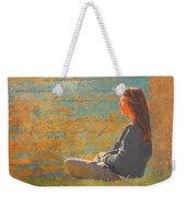 Gentle Sunshine Weekender Tote Bag