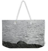 Gentle Waters Weekender Tote Bag