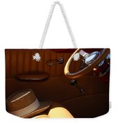 Gentleman's Hat Weekender Tote Bag