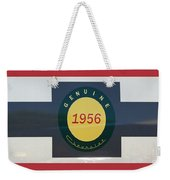 Genuine 1956 Chevrolet Weekender Tote Bag