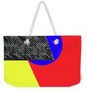 Geo Shapes 4a Weekender Tote Bag