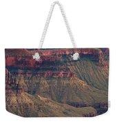 Geological Formations North Rim Grand Canyon National Park Arizona Weekender Tote Bag