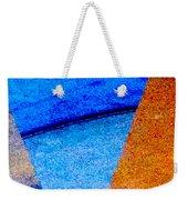 Geometric 2b  Abstract Weekender Tote Bag