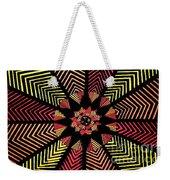 Geometric 5 Weekender Tote Bag