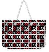 Geometric 7 Weekender Tote Bag