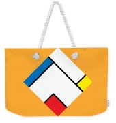 Geometric Art 307 Weekender Tote Bag