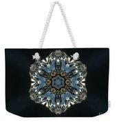 Geometric Glass Reflection Weekender Tote Bag