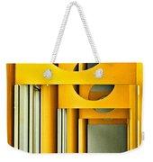 Geometric Parity II Weekender Tote Bag