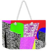 Geometric Shapes 1 Weekender Tote Bag