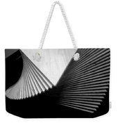 Geometric Shapes And Stairs Weekender Tote Bag