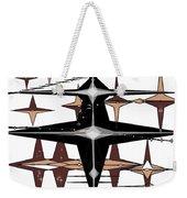 Geometricstars Weekender Tote Bag