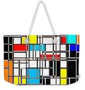 Geometrix Weekender Tote Bag