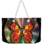Geometron Fyr Lepidoptera Weekender Tote Bag