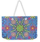 Geometry Of An Arkana Weekender Tote Bag