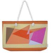 Geometry Shapes And Colors 6 Weekender Tote Bag