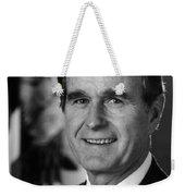 George Bush Sr Weekender Tote Bag
