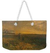George Fuller   Twilight On The Prairie Weekender Tote Bag
