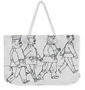 George Grosz 151 George Grosz Weekender Tote Bag