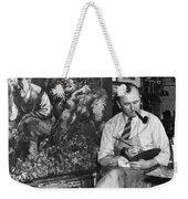 George Grosz (1893-1959) Weekender Tote Bag