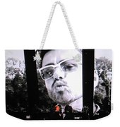 George Michael Sends A Kiss Weekender Tote Bag