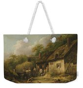 George Morland  The Bell Inn Weekender Tote Bag