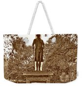 George Washington, Charleston,sc Weekender Tote Bag