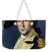 George Washington Weekender Tote Bag by Samuel King