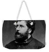 Georges Bizet, French Composer Weekender Tote Bag
