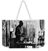 Georges Braque (1882-1963) Weekender Tote Bag