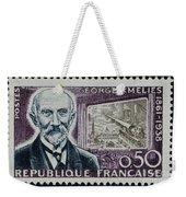 Georges Melies (1861-1938) Weekender Tote Bag