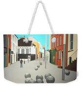 George's Street, Waterford Weekender Tote Bag