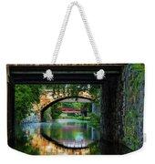 Georgetown Canal Bridges Weekender Tote Bag