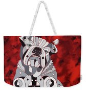 Georgia Bull Dog Weekender Tote Bag