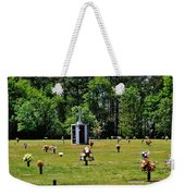 Georgia Memorial Gardens Weekender Tote Bag