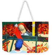 Georgia Peaches Weekender Tote Bag