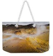 Geothermal Area Weekender Tote Bag