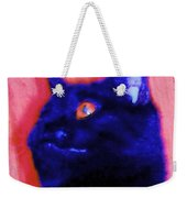 Gepetto The Cat Godzilla Weekender Tote Bag