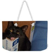 Gepptto The Cat Weekender Tote Bag