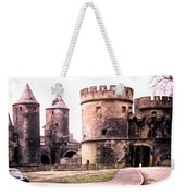 German Gate In Metz 1955 Weekender Tote Bag