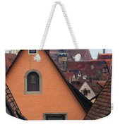 German Rooftops Weekender Tote Bag