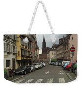 German Street Weekender Tote Bag