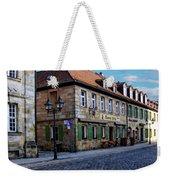 German Street Scene Weekender Tote Bag
