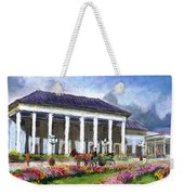 Germany Baden-baden Kurhaus Kasino Weekender Tote Bag