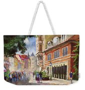 Germany Baden-baden Lange Str Weekender Tote Bag