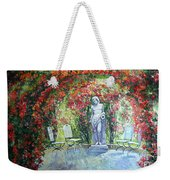 Germany Baden-baden Rosengarten 02 Weekender Tote Bag